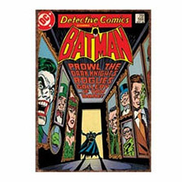 Tin sign - Batman - Rogues Gallery