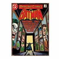 Blechschild - Batman - Rogues Gallery - Nostalgie Schild