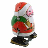 Tin toy - collectable toys - Santa Claus - Tin Figure