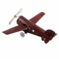 Tin toy - collectable toys - Airplane - Red - Tinairplane
