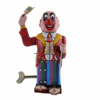 Tin toy - collectable toys - Clown