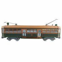 Tin toy - collectable toys - Tram