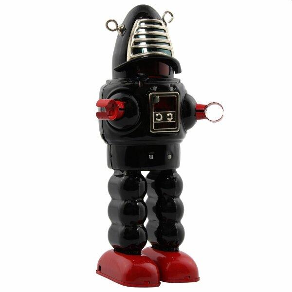 Roboter - Mechanical Planet Robot - schwarz - Blechroboter