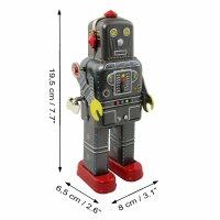 Robot - Space Man - Tin Toy