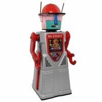 Roboter - Chief Smoky - Blechroboter