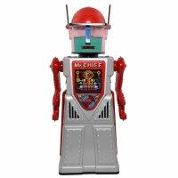 Robot - Chief Smoky - Tin Toy