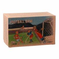 Blechspardose - Fußball