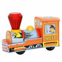 Tin toy - collectable toys - Sparkle engine - locomotive