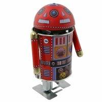 Roboter - Walking Robot - Blechroboter