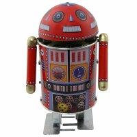 Robot - Walking Robot - Tin Toy