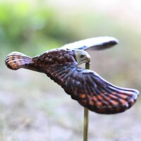 Blechspielzeug - balancierender Adler