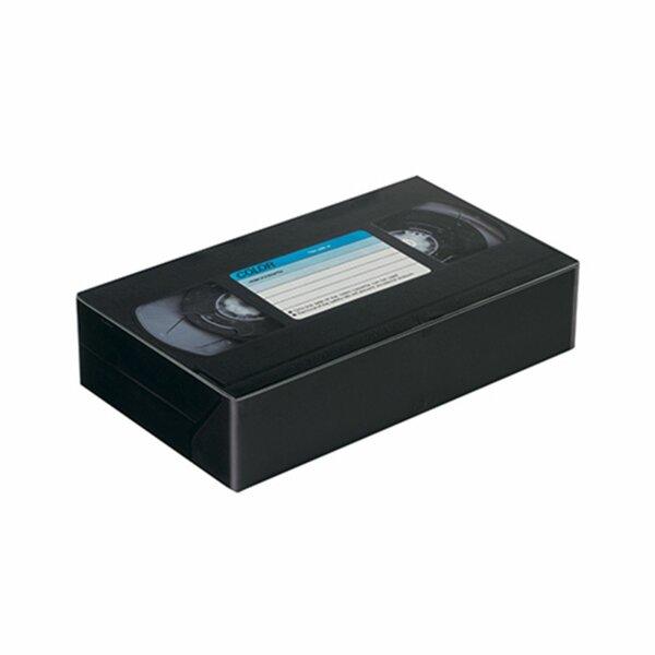 Tin box - Videotape - VHS Video Tape Cassette