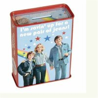 Savings box - Im Savin Up For A New Pair Of Jeans!