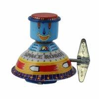 Blechspielzeug - Roboter - Space Robot - aufziehbarer...