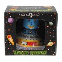 Tin toy - robot - space robot - windable tin robot