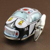 Tin toys - wind-up car - vintage classics - tin car