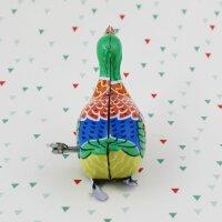 Blechspielzeug - Ente 1 - Blechente