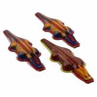 Tin toy - collectable toys - Clicker Crocodile