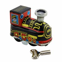 Blechspielzeug - Lokomotive - Blechlokomotive