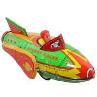 Roboter - Rocket Racer - Blechroboter