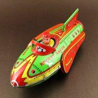 Robot - Tin Toy Robot - Rocket Racer