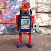 Roboter - Roboter Hund - Blechroboter