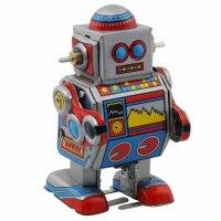 Roboter - Kleiner Roboter - Blechroboter