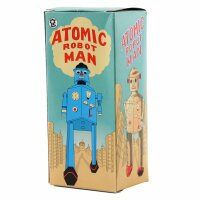 Roboter - Atomic Robot Man - Blechroboter