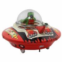Raumschiff - Commandership - Blechroboter