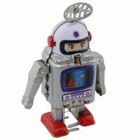 Roboter - Raumfahrer - klein - Blechroboter