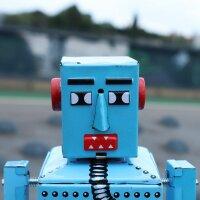 Robot - Tin Toy Robot - Robot Lilliput