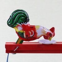 Tin toy - collectable toys - Picking Cocks