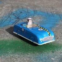 Blechspielzeug - Sportwagen Nr. 7 - Auto - Blechauto