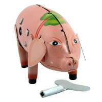 Tin toy - collectable toys - Happy Pig
