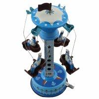 Blechspielzeug - Karussell mit Matrosen - Matrosenkarussell