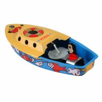 Tin toy - collectable toys - Boat Robin