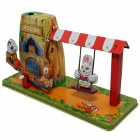 Tin toy - collectable toys - Animal Playland