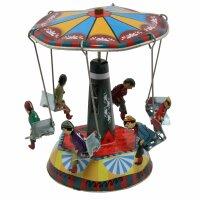 Tin toy - collectable toys - Carousel small 2