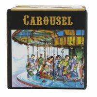 Tin toy - collectable toys - Carousel small 3
