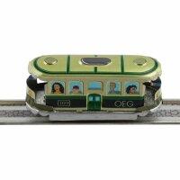 Blechspielzeug - Eisenbahn - Bavarian Express - Blecheisenbahn
