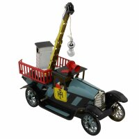 Tin toy - collectable toys - Fire Brigade - classic car