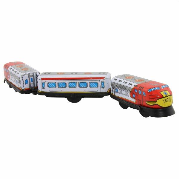 Blechspielzeug - Eisenbahn - Blecheisenbahn