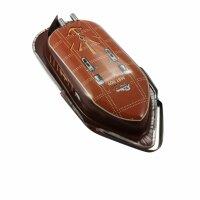 Blechspielzeug - Boot Mini Litho Kerzenboot 03 - Pop Pop...