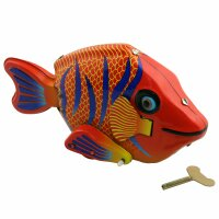 Tin toy - collectable toys - Happy Fish