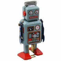 Robot - Tin Toy Robot - Rob Robot