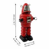 Robot - Tin Toy Robot - Mechanical Planet Robot