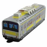 Blechspielzeug - U-Bahn aus Blech - Blechbahn