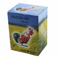 Tin toy - collectable toys - Cock