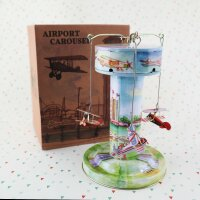 Tin toy - collectable toys - Carousel Airport