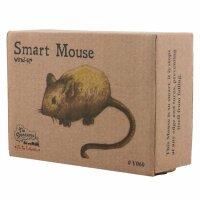 Blechspielzeug - Schlaue Maus - Smart Mouse - Blechmaus